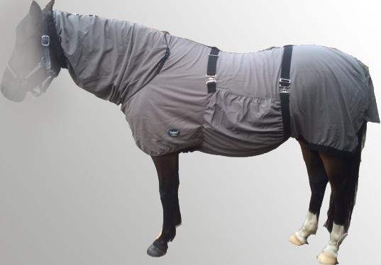 Ekzemerdecke für Pony