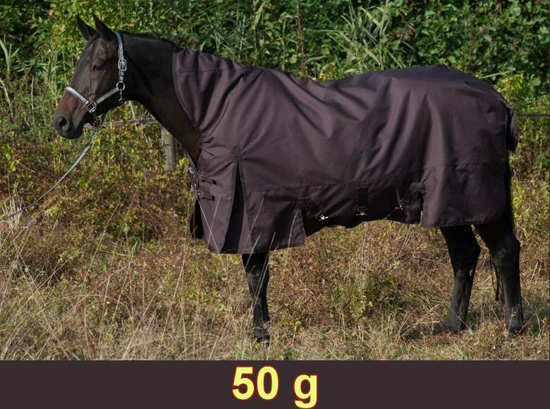 High Neck Regendecke 50g