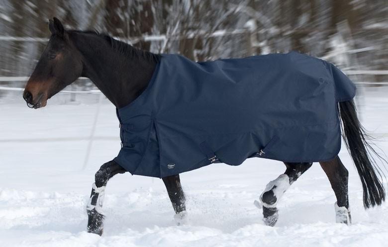 Winterdecken für das Pferd