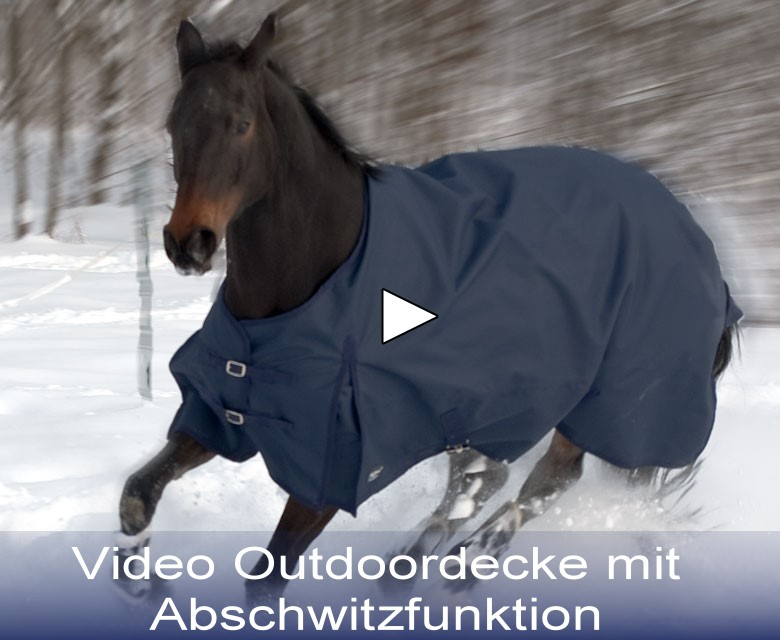 Video - gut passende Regendecke