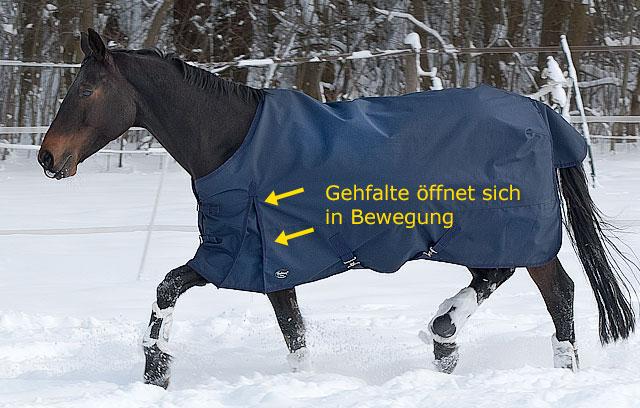 Pferdedecke / regendecken