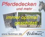 zum Online-shop für Fedimax Pferdedecken